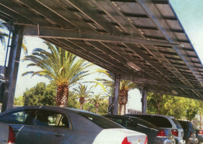 Solar Car Charging